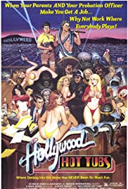Hollywood Hot Tubs (1984) Poster - Movie Forum, Cast, Reviews