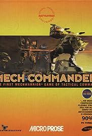 Mech Commander Poster
