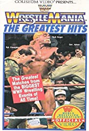 WrestleMania: The Greatest Hits Poster