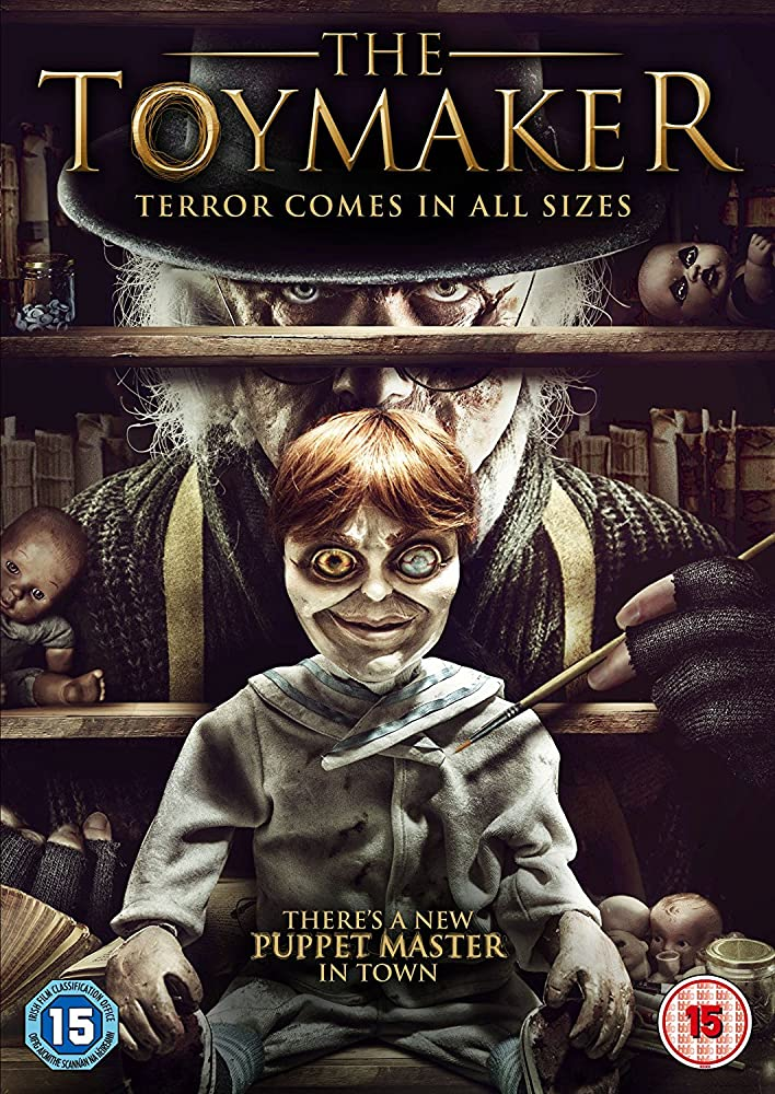 Nonton Robert and the Toymaker (2017) Sub Indonesia