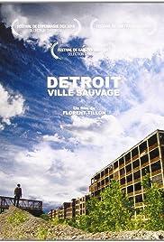 Detroit Wild City Poster