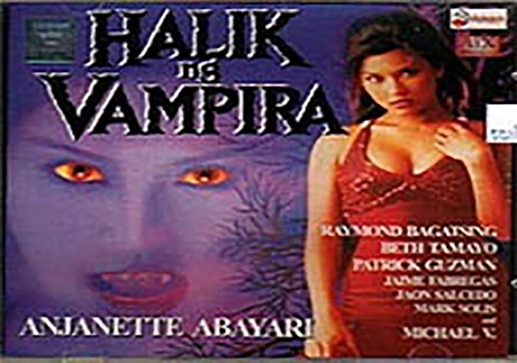Halik ng bampira (1997)