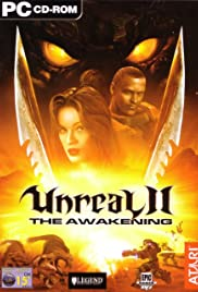 Unreal II: The Awakening (2003) Poster - Movie Forum, Cast, Reviews