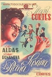 La pícara Susana Poster