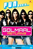 Image of Golmaal Returns