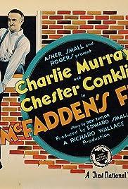 McFadden's Flats Poster