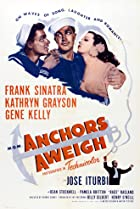 Anchors Aweigh (1945) Poster