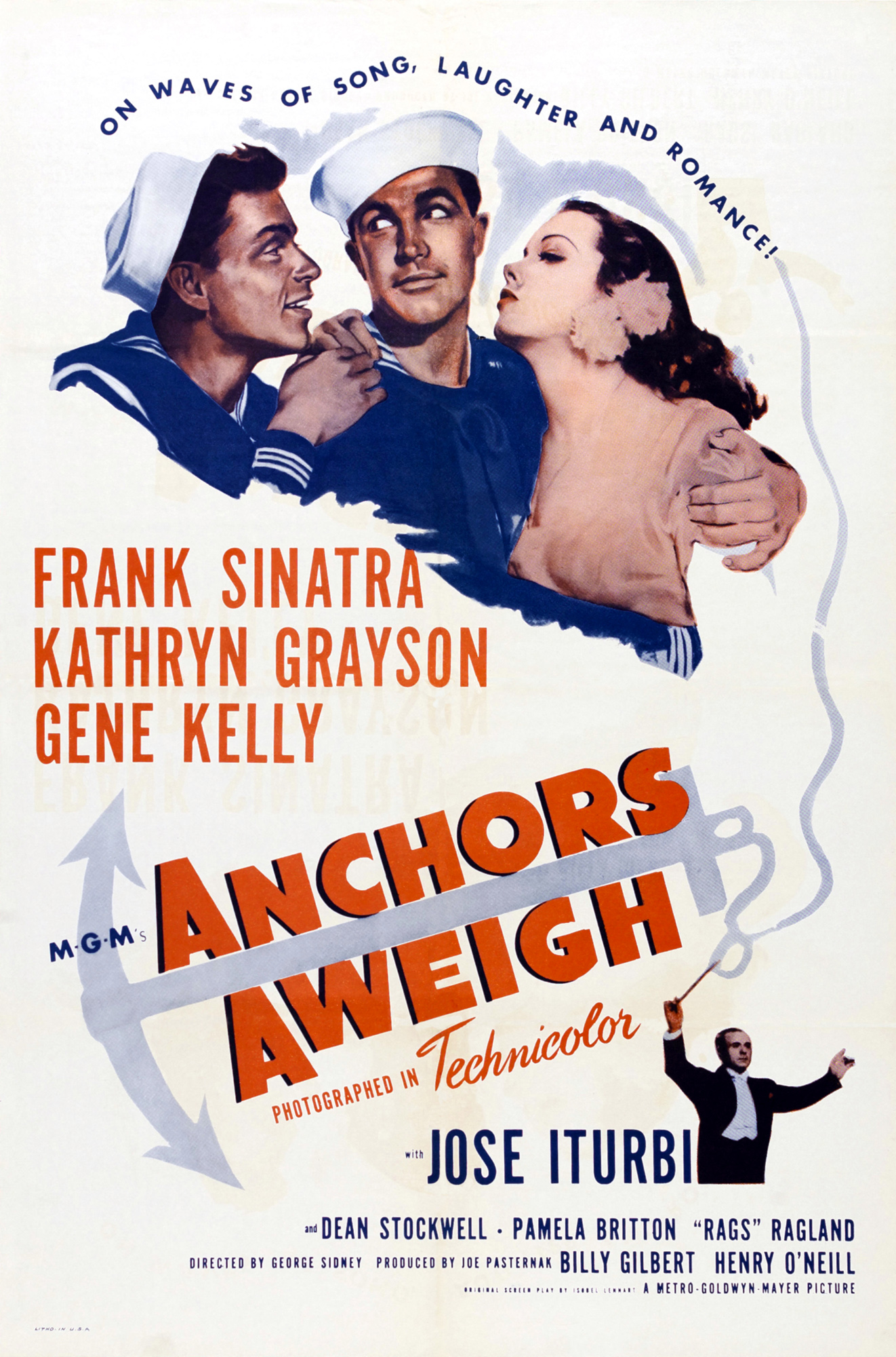 image Anchors Aweigh Watch Full Movie Free Online