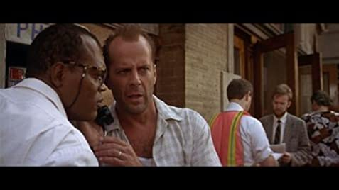 Die hard with a vengeance cast