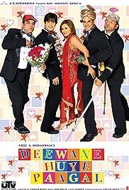 Deewane Huye Paagal(2005) Poster - Movie Forum, Cast, Reviews