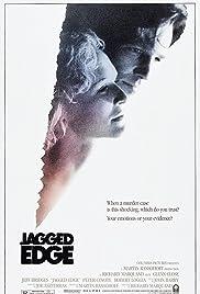 Jagged Edge Poster