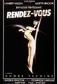 Rendez-vous(1985) Poster - Movie Forum, Cast, Reviews