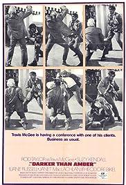 Darker Than Amber(1970) Poster - Movie Forum, Cast, Reviews