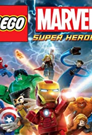 Lego Marvel Super Heroes: Maximum Overload Poster