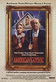 American Gothic (1988) Poster - Movie Forum, Cast, Reviews