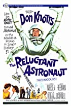 The Reluctant Astronaut (1967) Poster