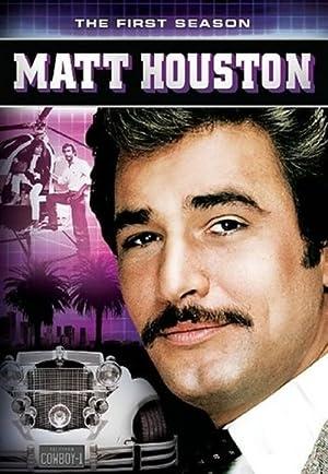 Poster Matt Houston