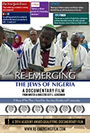 Re-emerging: The Jews of Nigeria Poster