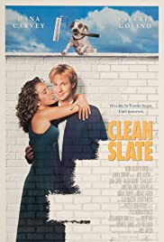 Clean Slate (1994) Poster - Movie Forum, Cast, Reviews