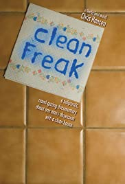 Clean Freak Poster