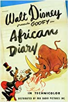 African Diary (1945) Poster