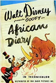 African Diary Poster