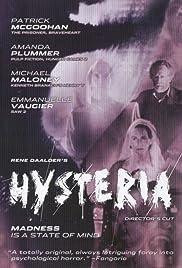Hysteria(1997) Poster - Movie Forum, Cast, Reviews