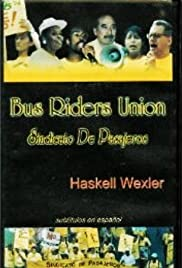 Bus Rider's Union Poster