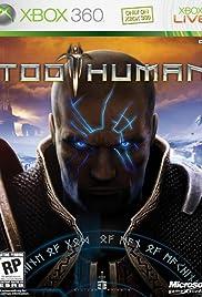 Too Human Poster