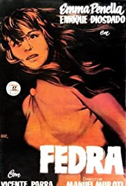 Fedra, the Devil's Daughter Poster