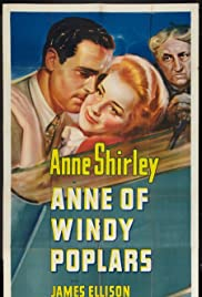 Anne of Windy Poplars (1940) Poster - Movie Forum, Cast, Reviews