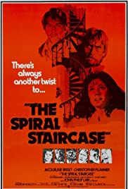 The Spiral Staircase (1975) Poster - Movie Forum, Cast, Reviews