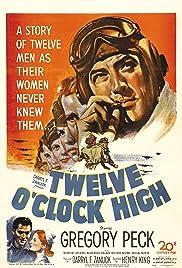 Twelve O'Clock High(1949) Poster - Movie Forum, Cast, Reviews