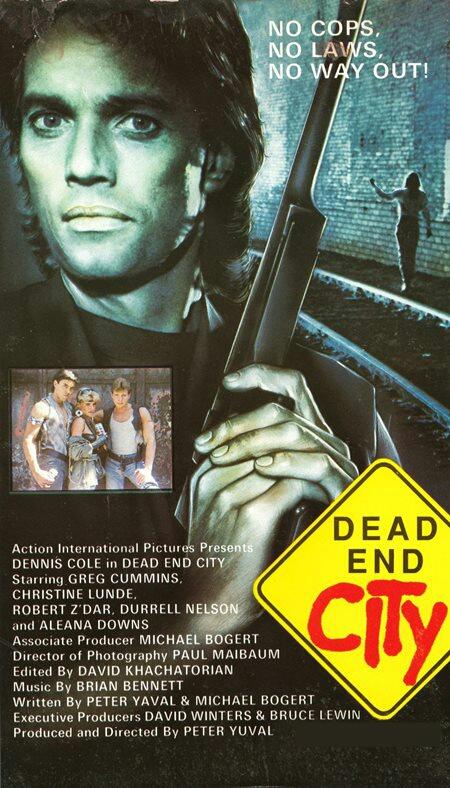 Risultati immagini per dead end city film 1988