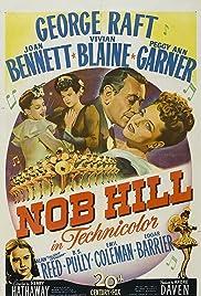 Nob Hill Poster