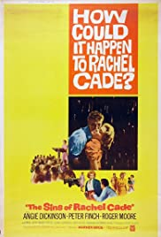 The Sins of Rachel Cade (1961) Poster - Movie Forum, Cast, Reviews