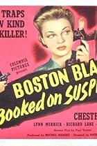 Image of Boston Blackie Booked on Suspicion