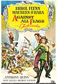 Against All Flags(1952) Poster - Movie Forum, Cast, Reviews