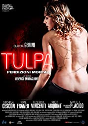 Tulpa - Demon of Desire (2012) poster