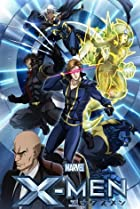 Image of X-Men Anime: A Team of Outsiders