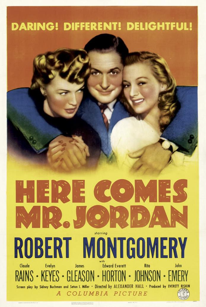 image Here Comes Mr. Jordan Watch Full Movie Free Online