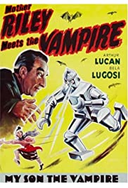 Vampire Over London (1952) Poster - Movie Forum, Cast, Reviews