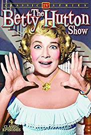 The Betty Hutton Show Poster