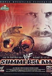 Summerslam(1999) Poster - TV Show Forum, Cast, Reviews