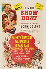 Show Boat Poster