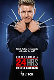 Gordon Ramsay's 24 Hours to Hell and Back - Season 1 poster