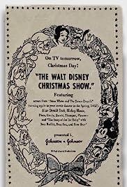 The Walt Disney Christmas Show Poster