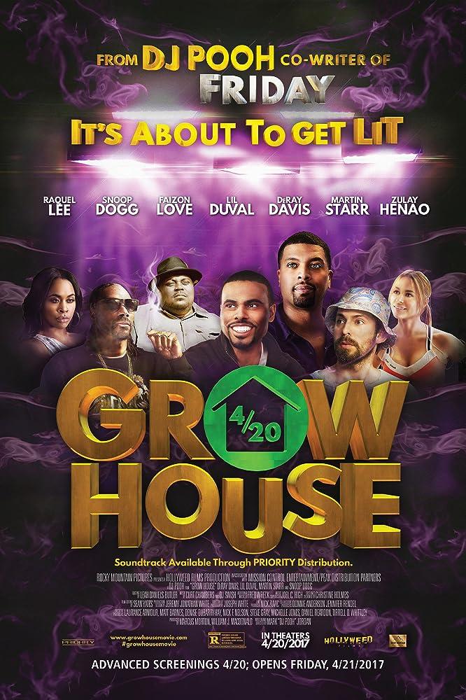 Grow House 2017 CAM READNFO XViD-26k