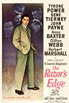 The Razor's Edge (1946) Poster