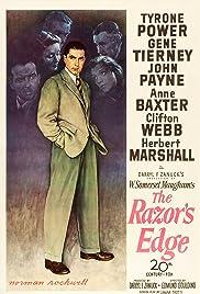 The Razor's Edge(1946) Poster - Movie Forum, Cast, Reviews